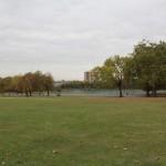 Finsbury Park grass tennis